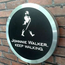 Luminoso Johnnie Walker - 31cm