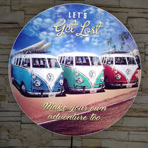 Luminoso Kombi Let´s Got Lost- 40 cm