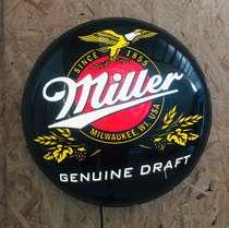 Luminoso Miller Bolha - 42 cm