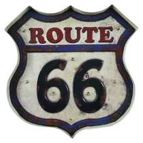 Luminoso Route 66 Led