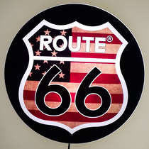 Luminoso Route 66 - 40 cm - M2