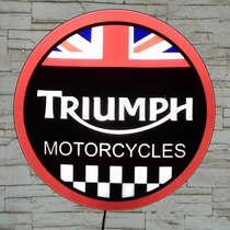Luminoso Triumph Motorcycles - 40cm