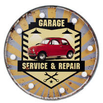 Luminoso a pilha - Service & Repair - LED