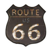 Luminoso a pilha - Route 66 - LED