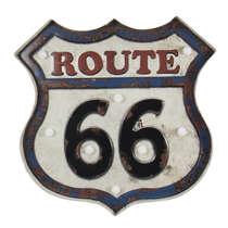 Luminoso a pilha (Lâmpadas Brancas) - Route 66 - LED