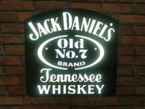 Luminoso com LED  Jack Daniel´s