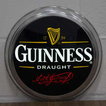 Luminoso LED American Retro - Guinnes - 31 cm