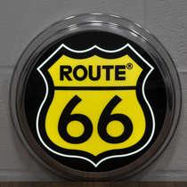 Luminoso LED American Retro - Route 66 - 31 cm