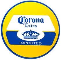 Placa Artesanal Laqueada - Corona