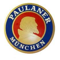 Placa Artesanal Laqueada - Paulaner