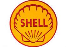 Placa Artesanal Laqueada  - Shell