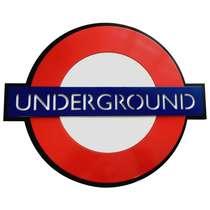 Placa Artesanal Underground