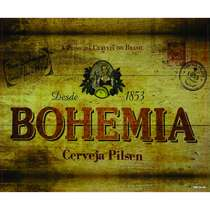 Placa Decorativa MDF - Bohemia