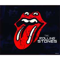 Placa Decorativa MDF - The Rolling Stones