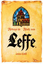 Placa Decorativa de Metal 30x20cm - Leffe