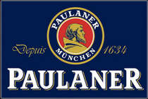 Placa Decorativa de Metal 30x40cm - Paulaner