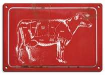 Placa MDF My Barbecue  - 15 x 21 cm
