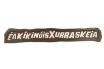 Placa de Resina - É Aki Ki Nois Xurraskeia -  LANÇAMENTO