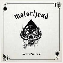 Placa em MDF M- Motorhead - 41 x 41 cm