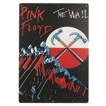 Placa em MDF - Pink Floyd