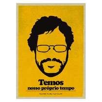 Placa em MDF - Renato Russo - 28x21cm