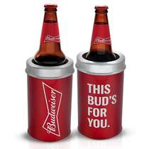 Porta Cerveja Garrafas 600 ml - Budweiser