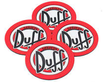 Porta Copos - Duff - 4 und
