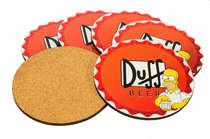 Porta Copos - Duff - Jogo 6 unidades