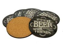 Porta Copos - Good Beer - Jogo 6 unidades