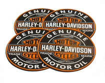 Porta Copos - Harley Davidson Logo- 4 und