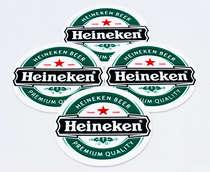 Porta Copos - Heineken - 4 und