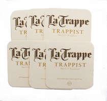 Porta Copos - La Trappe - 6 unid
