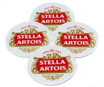 Porta Copos - Stella Artois - 4 und