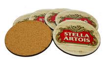 Porta Copos - Stella Artois - Jogo 6 Unidades
