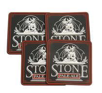 Porta Copos - Stone Pale Ale - 4 und