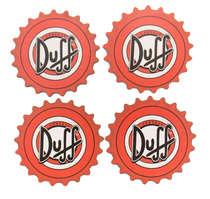 Porta Copos - Tampinha Duff  - 4 und