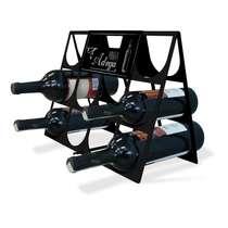 Porta Vinhos em metal - para 10 garrafas