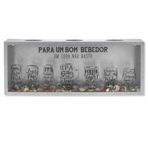 Porta-tampinhas - Bom Bebedor