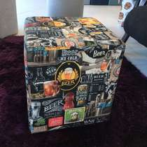 Pufe Drink Beer - Linha CDB Designer