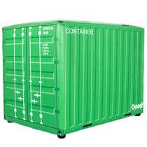 Puff - Container Verde