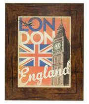Quadro England - 63x53 cm