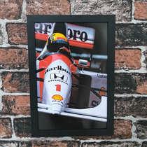 Quadro Formula One- Linha CDB Designer - 33x22 cm