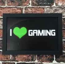Quadro Gaming - Linha CDB Designer 22x33 cm