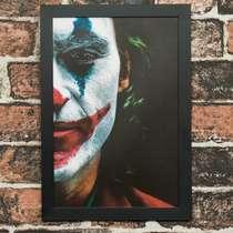 Quadro Just Joker - Linha CDB Designer 33x22 cm