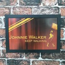 Quadro Keep Walking - Linha CDB Designer 22x33 cm