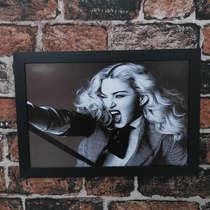 Quadro Madonna - Linha CDB Designer 33x22 cm