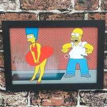 Quadro Marge Monroe - Linha CDB Designer 22x33 cm