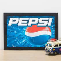 Quadro Pepsi - 22x33 cm