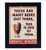 Quadro com Azulejos - Newcastle