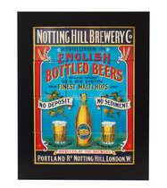 Quadro com Azulejos - Notting Hill Brewery